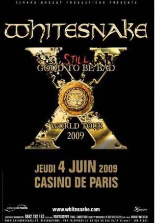 Whitesnake tournée 2009 20090604-whitesnake-fly